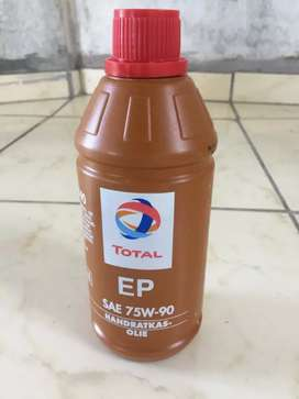 Total EP SAE 75w-90 manual transmission oil