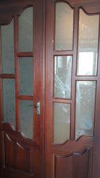 Двері міжкімнатні соснові фарбовані