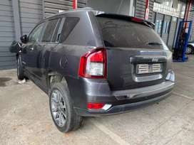 Stripping of 2015 jeep compass 2.0 with papers for parts
