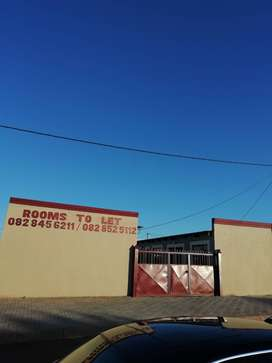 Big room available to rent from 01/02/21 at Soshanguve Ext 13 (M17)