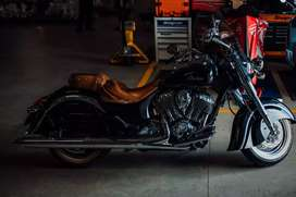 Indian *Harley Davidson*