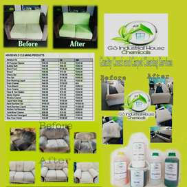 Cleaning and car Wash products