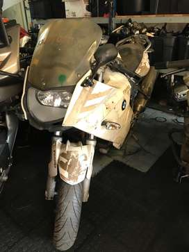 **BMW late model Motorcycle spares**