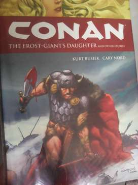 Conan - The frost giant's daughter - graphic novel