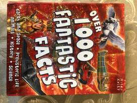 1000 Fantastic Facts Book by Miles Kelly