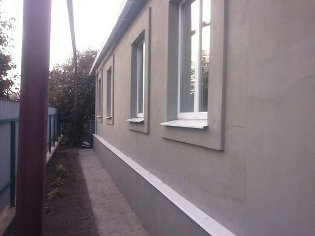 Утепление фасадов многоэтажек и домов Дружковка - изображение 4