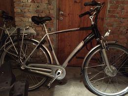 Elektryczny rower Sparta