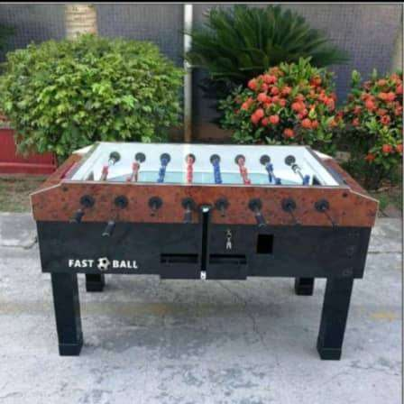 Foosball table/Soccer Machine coin operated 0