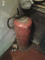 Газовый балон+ плита газова на одну конфорку