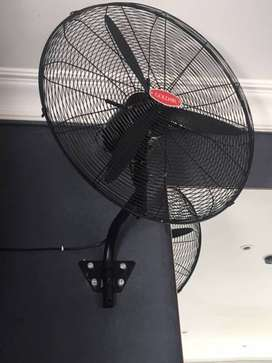Goldair Fan (wall- mounted)- Brand new