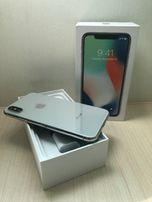 Apple Iphone X 64gb Silver Neverlock