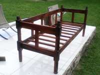 Image of Railway Sleeper Day Bed