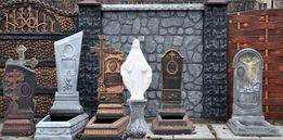 Бетонные памятники и надгробники