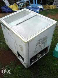 Image of Display freezer for sale used