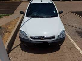 chev corsa bakkie 2011 , clean and accident free