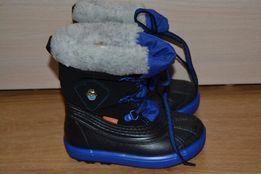 Зимние теплющие сапоги Демары 16,5 см