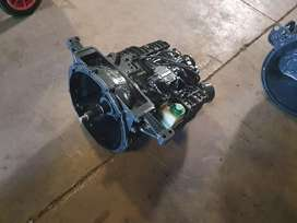 MAN TGL ZF 6AS 850 GEARBOX COMPLETE