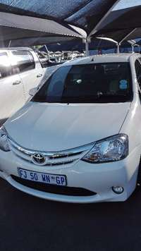 Image of Toyota Etios 1.5 Xs Hatch 2016 with Full Service History