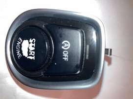 BMW F30 320i Start Button