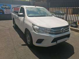 2019 Toyota Hilux 2.4 GD6 Single cab