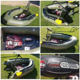 2.4m INFLATABLE BOAT