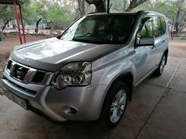 2011 Nissan X Trail. Very good condition. To swap for bakkie of same v