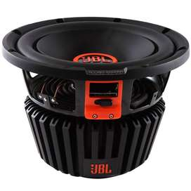 JBL Stadium 1224 12″ 500rms Component Subwoofer With Switchable 2 or 4