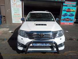 Toyota fortuner 3.0 D4D For sell