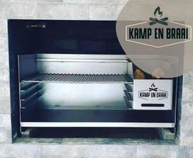 Stainless Steel Braais