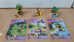 Zestaw Lego Friends 41017 , 41018 , 41019