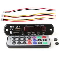 Bluetooth ресивер receiver декодер плеер MP3 USB MICRO SD AUX BT FM