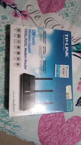 Brand new wifi router