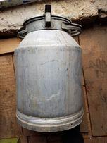 Бидон (фляга) алюминиевый