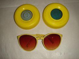 """Продам складные очки """"Blue eyes"""" Польша. 80х годов."""