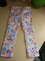Яркие джинсы H&M 2-3 года, 98см