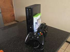 Barely used three year old X-box 360
