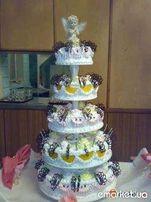 Свадебные торты.караваи.шишки!!!
