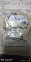 Кабель-удлинитель VGA-VGA 9pin