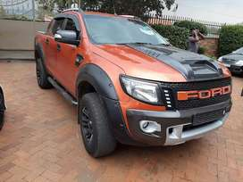 2015 ford ranger 3.2 tdci wildtrack auto for sale