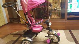 БЕСПЛАТНАЯ ДОСТАВКА! 3х колесный детский велосипед turbo trike