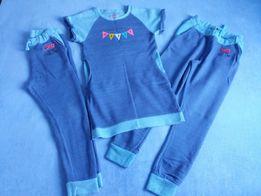 Spodnie Nowe tunika bluza 140 146