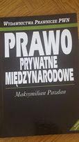 Prawo prywatne międzynarodowe - Maksymilian Pazdan