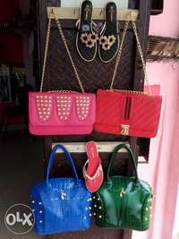 Slippers,Sandals and handbags 0