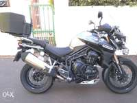 Image of Triumph Tiger Explorer 1200 Immaculate Condition