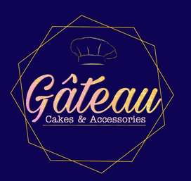 GATEAU--cakes and accessories