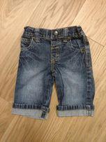 Spodnie jeansy NEXT 3-6/68