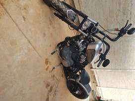 Custom Harley for sale or to swop for a bakkie of the same value