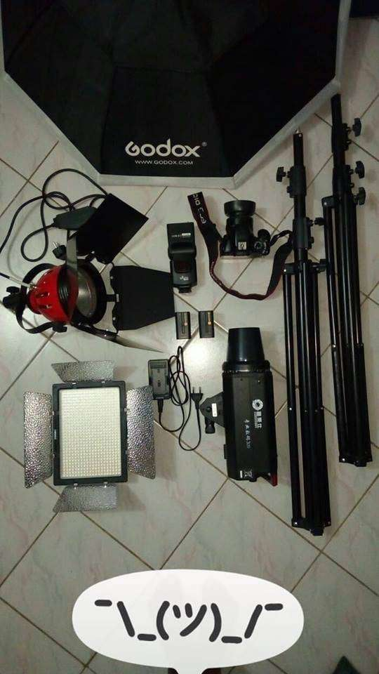 FULL FILMING EQUIPMENTS - FOR HIRE 0