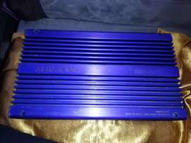Old school Starsound 1000w 4 channel Amp for sale