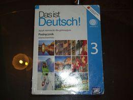 Das ist Deutsch 3 2 x płyta